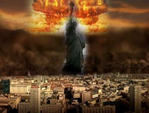 US New York Nuclear Attack
