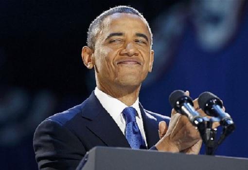 Arrogant President Barack Obama