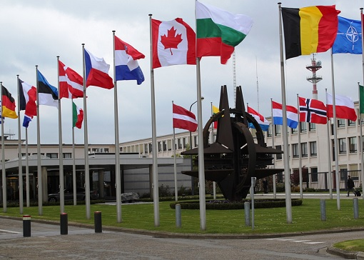 NATO Headquarters in Brussels Belgium