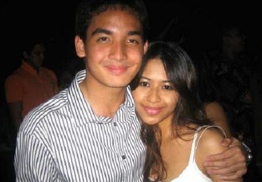 Norashman Najib Razak With Girl 1