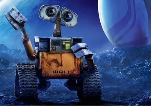 Pixar Wall-E Robot
