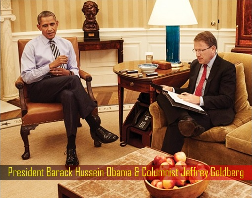 Картинки по запросу jeffrey goldberg obama