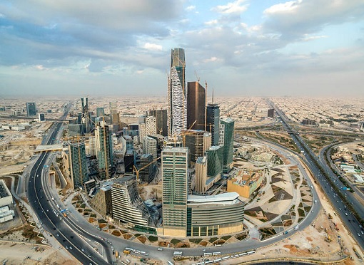 Saudi Arabia - King Abdullah Financial District Riyadh