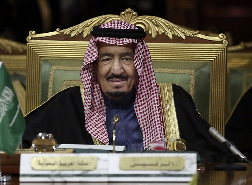 Saudi Arabia King Salman