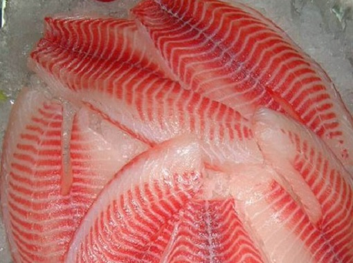 USA - Tilapia Sold as Red Snapper - Red Fish Meat