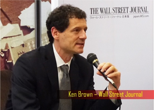 Wall Street Journal - Editor Ken Brown
