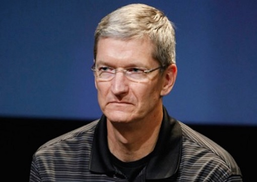 Apple CEO Tim Cook - Worry