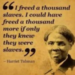 Slave & Spy Harriet Tubman Made It To The New $20 Currency Note