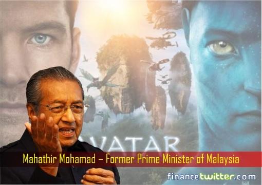 Mahathir Mohamad - Avatar - US Fake 911 Attacks