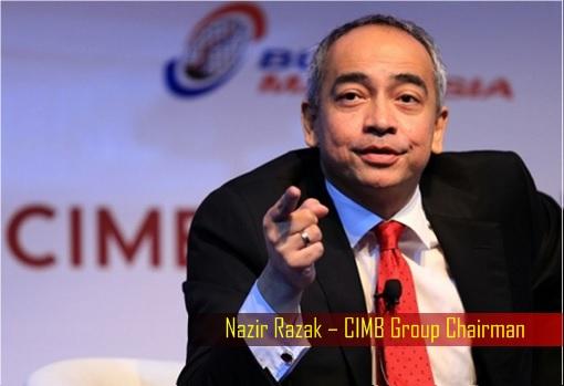 Nazir Razak – CIMB Group Chairman