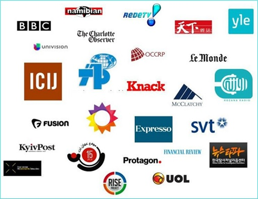 Panama Papers Project - Media Invited By ICIJ