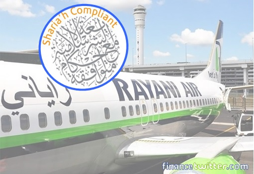 Rayani Air - Shariah Compliant Logo