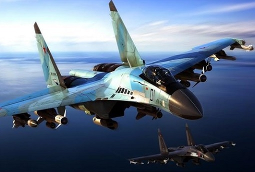 Russia Sukhoi Su-35 Staying in Syria