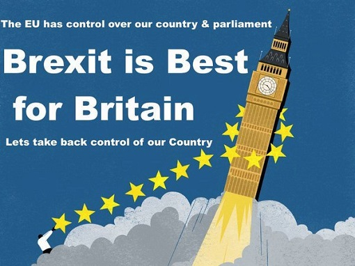 Brexit Campaign - Let's Take Back Control of Our Country