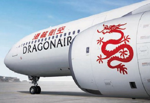Dragonair Plane Flight