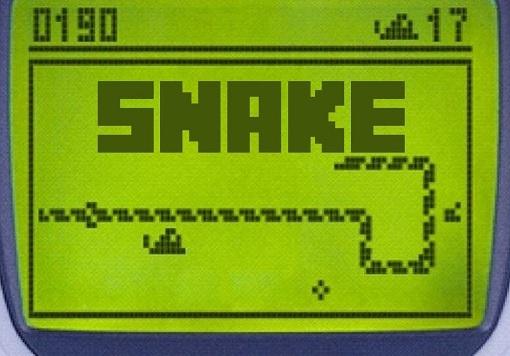 Nokia Phone - Snake Game