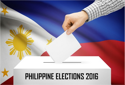 Philippine Elections 2016 - Casting Vote