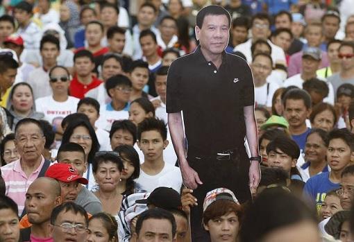 Philippine Elections 2016 - Rodrigo Duterte Supporters