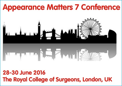 Appearance Matters Conference 2016 - The Royal College of Surgeons London