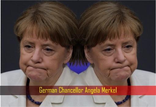 Brexit - German Chancellor Angela Merkel
