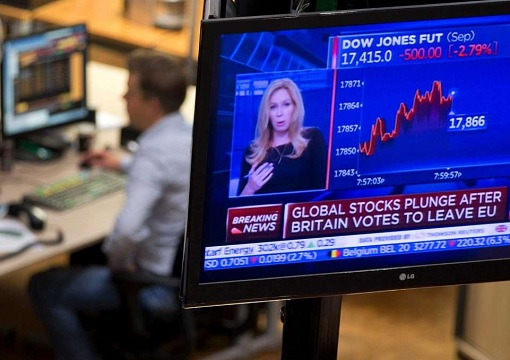Brexit - Global Stocks Plunge After Britain Votes To Leave EU