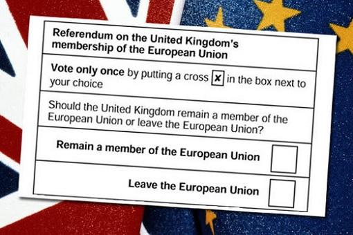 Brexit - Referendum Question