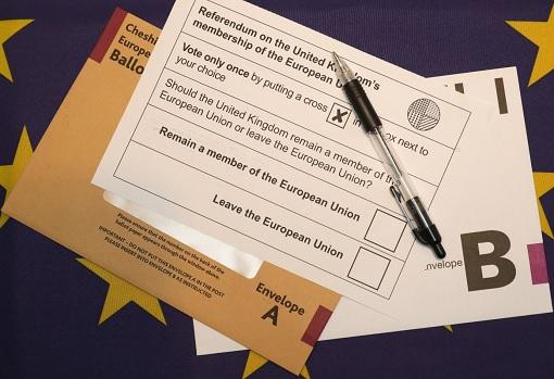 Brexit Referendum - Voting Paper