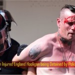 Simply No Match! - English Hooligans Hunted & Attacked By Russian