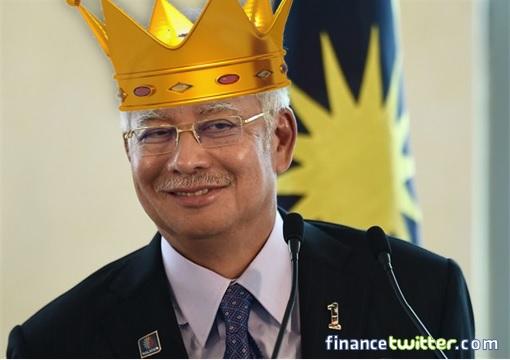 Emperor Najib Razak