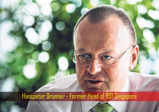 Hanspeter Brunner - Former Head of BSI Singapore