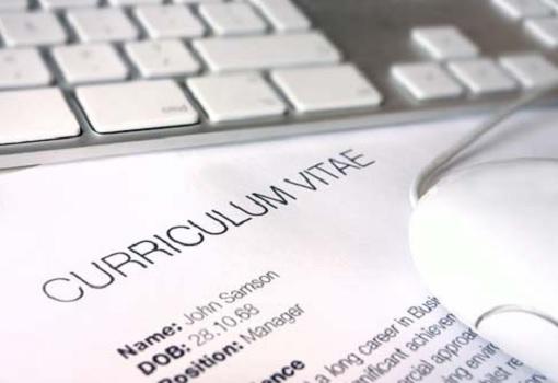Job Interview - CV Curriculum Vitae