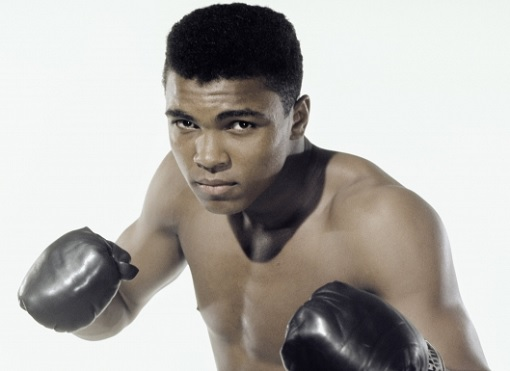 Muhammad Ali Quote - I'm young; I'm handsome; I'm fast. I can't possibly be beaten