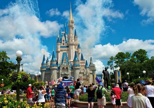 The Impact On Disneyland Amp Florida S Tourism By Orlando