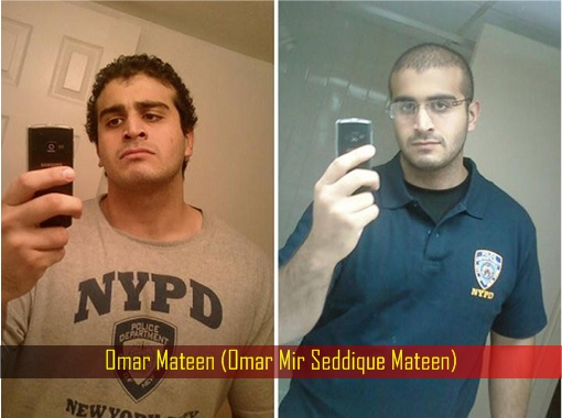 Orlando Florida Terrorism - Omar Mateen