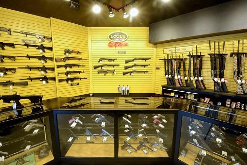 Orlando Gun Shop - Lotus Gunworks of South Florida
