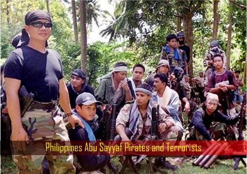 Philippines Abu Sayyaf Pirates and Terrorists
