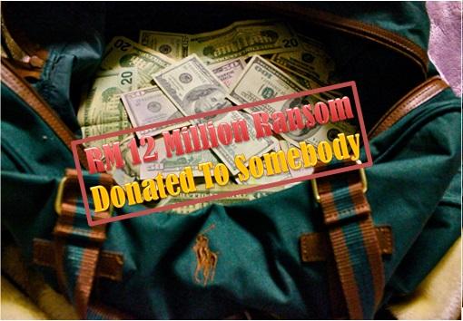 Sarawakians Kidnapped by Abu Sayyaf - Ransom Money Donated To Somebody