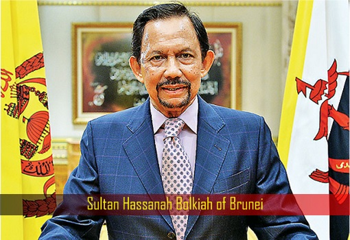 Sultan Hassanah Bolkiah of Brunei