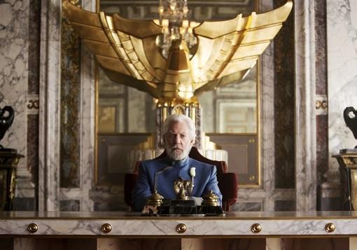 The Hunger Games - President Snow