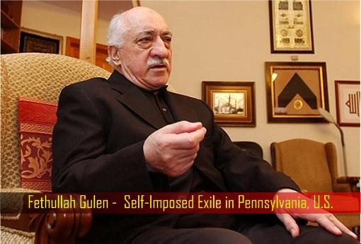Fethullah Gulen - Self-Imposed Exile in Pennsylvania, U.S.