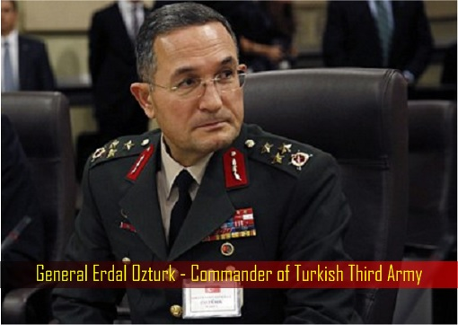 Image result for Turkish third army