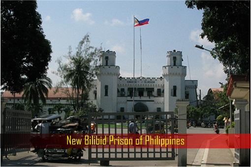 New Bilibid Prison of Philippines