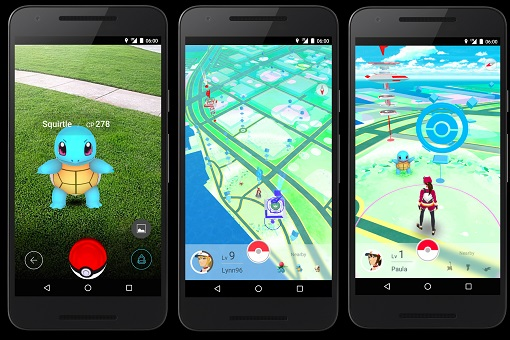 Pokémon GO - Pokemon Mobile Game on iPhone iOS