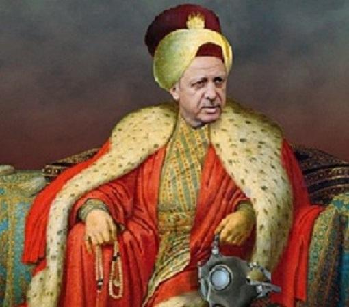 Turkey - Sultan Recep Tayyip Erdogan