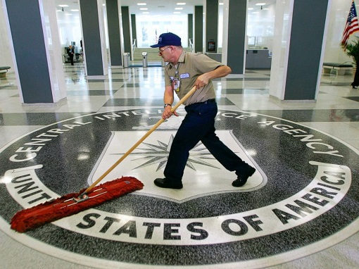United States CIA - Central Intelligence Agency