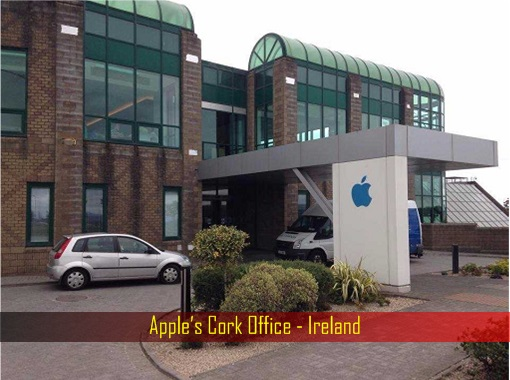 Apple's Cork Office - Ireland