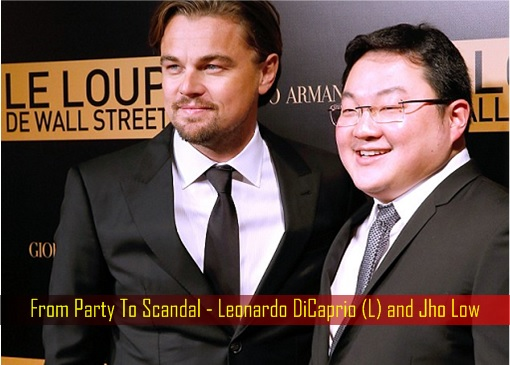 From Party To Scandal - Leonardo DiCaprio and Jho Low