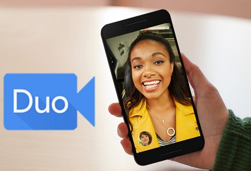 Google Duo - Having a Video Chat Using An Android