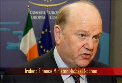 Ireland Finance Minister Michael Noonan