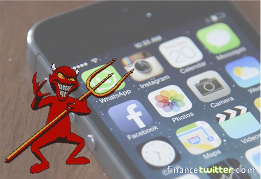 Sharing WhatsApp Account Info With Facebook - Red Devil